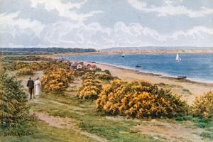 Studland Bay by Alfred Robert Quinton
