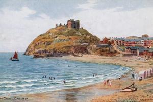 The Castle, Criccieth by Alfred Robert Quinton