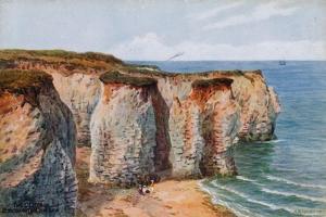 The Cliffs, Birchington-On-Sea by Alfred Robert Quinton