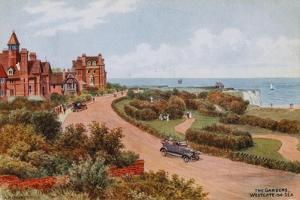 The Gardens, Westgate-On-Sea by Alfred Robert Quinton