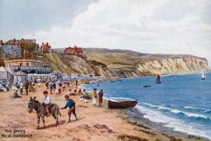 The Sands, New Swanage by Alfred Robert Quinton