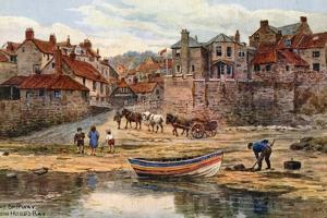 The Shipway, Robin Hood's Bay by Alfred Robert Quinton