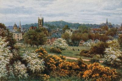 Tunbridge Wells from the Common by Alfred Robert Quinton
