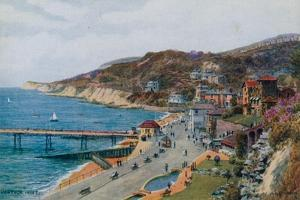 Ventnor, from E by Alfred Robert Quinton