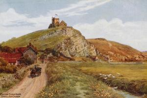 Weston-Super-Mare, Uphill Old Church by Alfred Robert Quinton