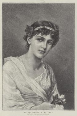 Hortensia by Alfred Seifert