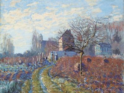 Gelee Blanche - Ete De La Saint-Martin, 1874