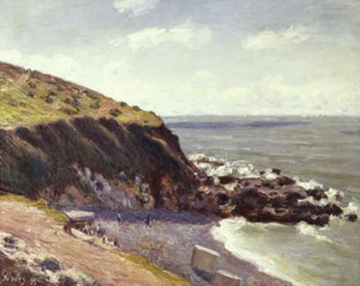 Lady's Cove - Langland Bay - Morning, 1897 by Alfred Sisley