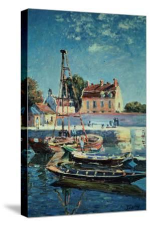 Sailing Boats, C.1885 by Alfred Sisley