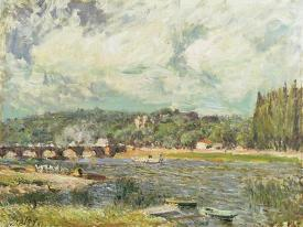 Alfred Sisley Art Prints Prints Paintings Wall Art Allposters Com