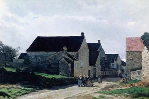 Women Going to the Forest, 1866 by Alfred Sisley
