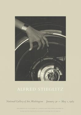 Georgia O'Keefe: A Portrait, Hand, and Wheel by Alfred Stieglitz