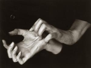 Georgia O'Keeffe (1887-1986) by Alfred Stieglitz