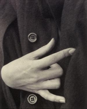 Georgia O'Keeffe: A Portrait (3), 1918 by Alfred Stieglitz