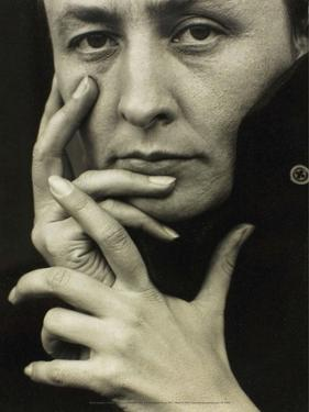 Portrait of Georgia O'Keeffe, 1918 by Alfred Stieglitz