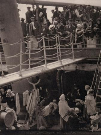 The Steerage, 1901
