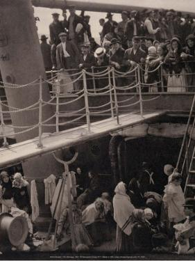 The Steerage, 1901 by Alfred Stieglitz