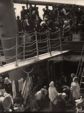 The Steerage by Alfred Stieglitz