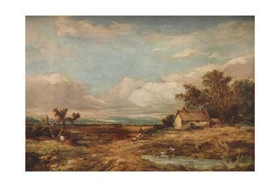 Near Bognor, 1860, (1923)