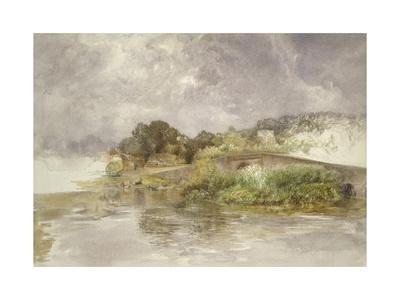 Sonning Bridge, C. 1882