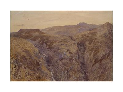 Welsh Landscape, 1858