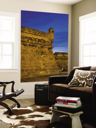 Colonial City Walls, Bulwark of Santa Catalina by Alfredo Maiquez