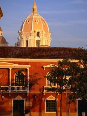 """""""Dome of Cartagena De Indias"""" Cathedral and Colonial Architecture, Cartagena, Colombia by Alfredo Maiquez"""