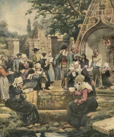 Breton Pardon at Baud