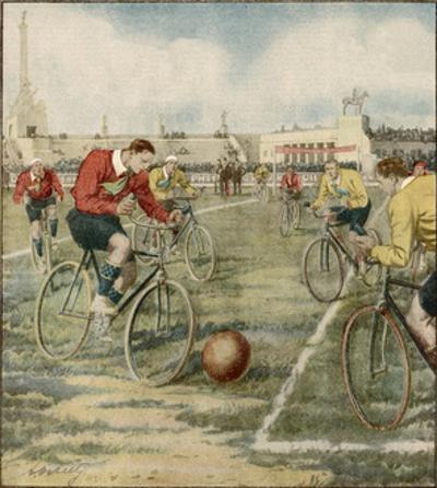 Cycle Football, Berlin
