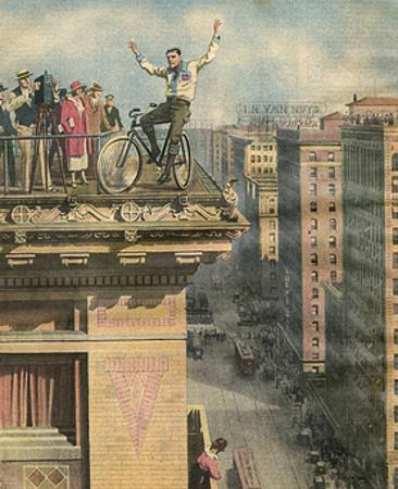 Cycle Stunt in Usa