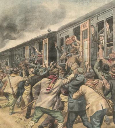 Yugoslav, Bandits, 1923