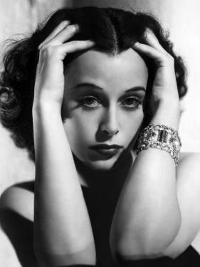 Algiers, Hedy Lamarr, 1938