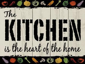 Kitchen Heart by ALI Chris