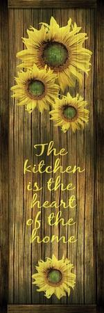 Kitchen Is Where The Heart Is