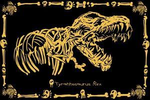 T-Rex by ALI Chris