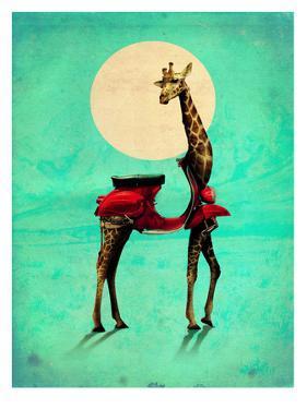 Giraffe by Ali Gulec