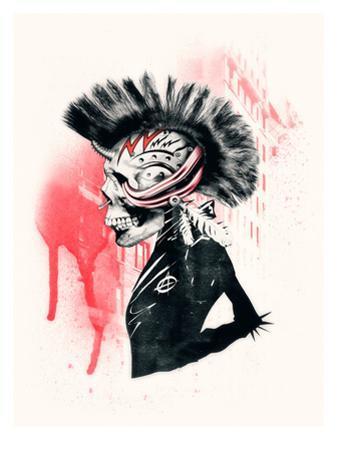 Punk by Ali Gulec
