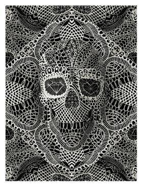 Skull Laces by Ali Gulec