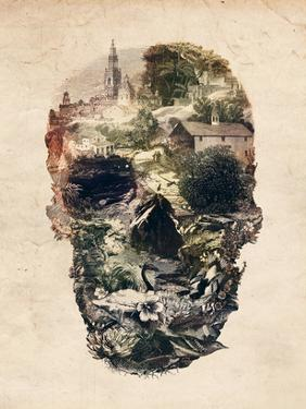 Skull Town by Ali Gulec