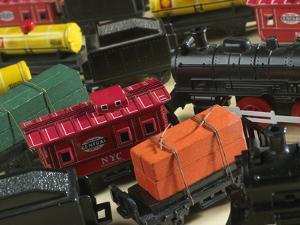 Toy Yard by Ali Joe