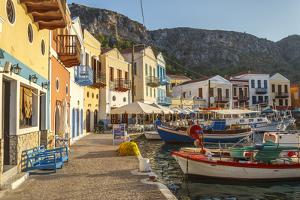 Castellorizo Island, Megisti, Greece by Ali Kabas