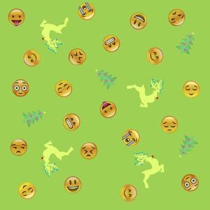 All Emoji Scramble II by Ali Lynne