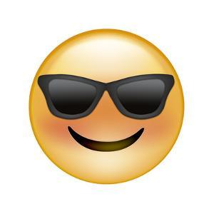 Emoji Sun Glasses by Ali Lynne