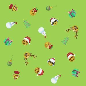 Xmas Emojis Mini Scramble by Ali Lynne
