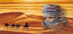 Caravan II by Ali Mansur