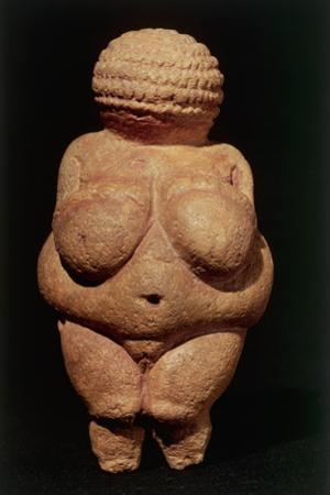 Venus of Willendorf by Ali Meyer