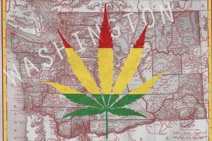 Legalized II: Washington by Ali Potman