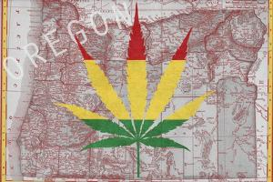 Legalized IV: Oregon by Ali Potman