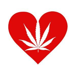 Love Leaf by Ali Potman