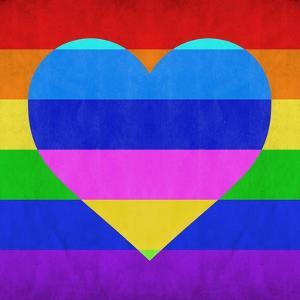 Rainbow Love by Ali Potman